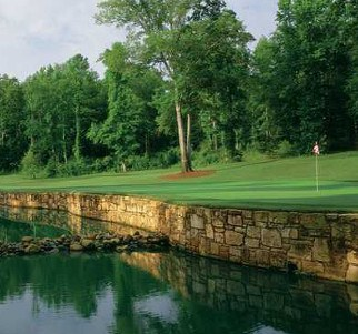 Great Waters Course At Reynolds Plantation The
